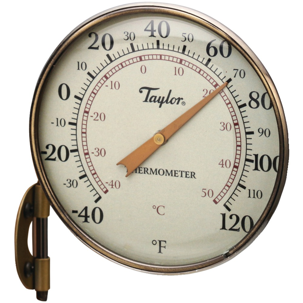 "Taylor Heritage Collection Dial Thermometer (4.25"")"